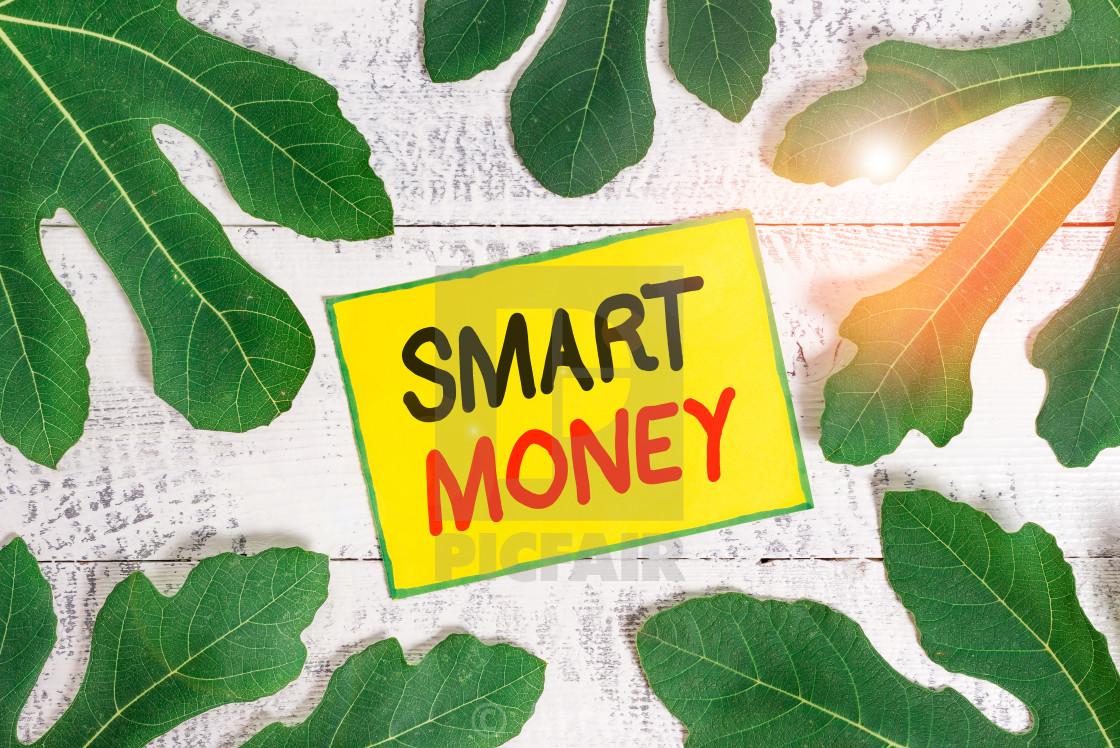 Qué es el Smart Money o Dinero Inteligente