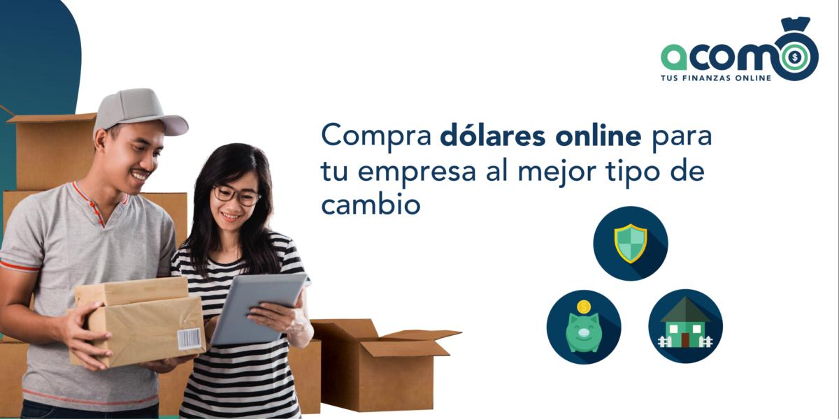 Comprar Dólares Baratos en Perú - ACOMO