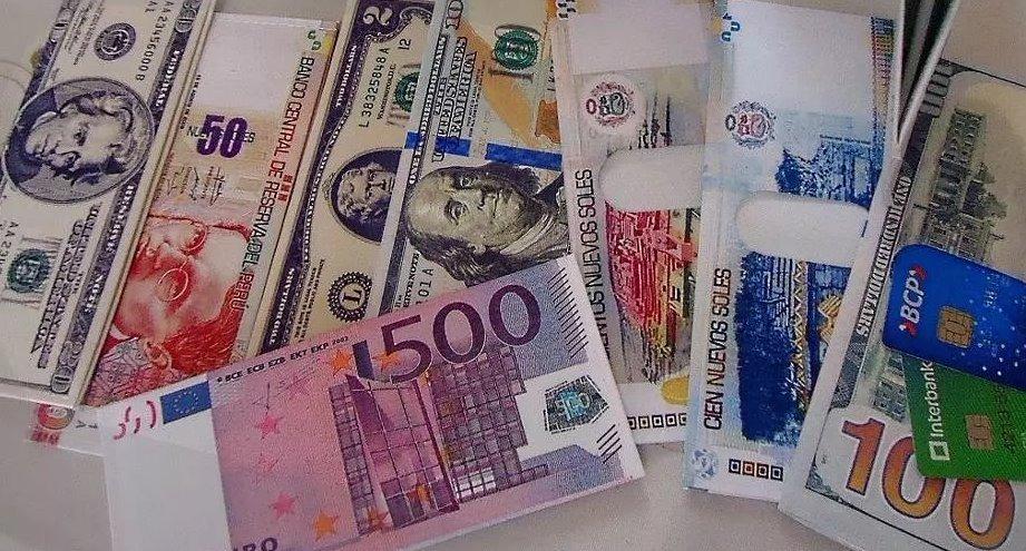 El tipo de cambio Dólares a Soles toca su máximo histórico en S: 3.9450 soles doalres